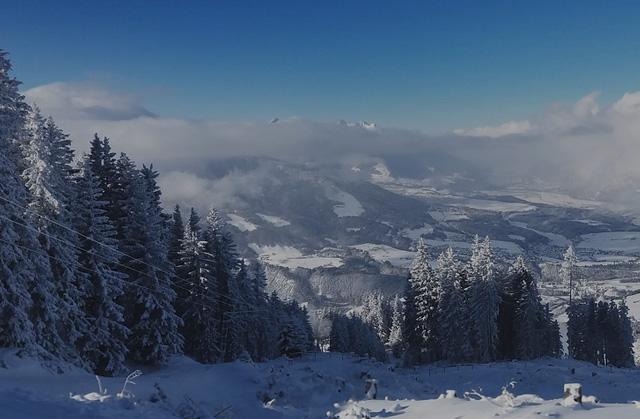 Stacje narciarskie - Austria