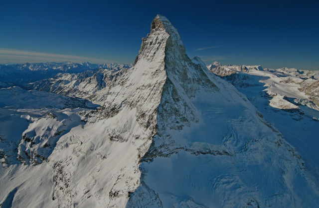 Stacje narciarskie - Szwajcaria