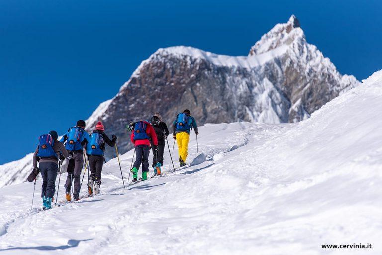 Ośrodki narciarskie Breuil-Cervinia Valtournenche Torgnon