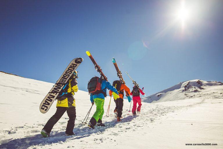 Ośrodek narciarski Carosello 3000 – Livigno