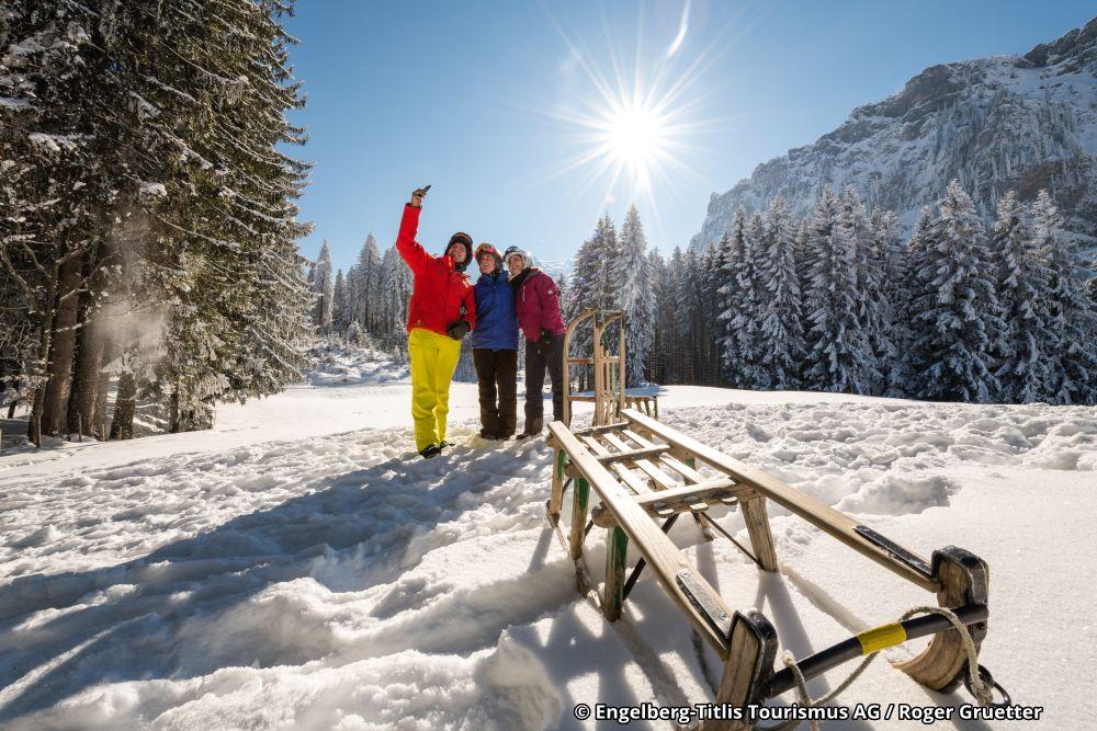 Ośrodek narciarski Engelberg Titlis