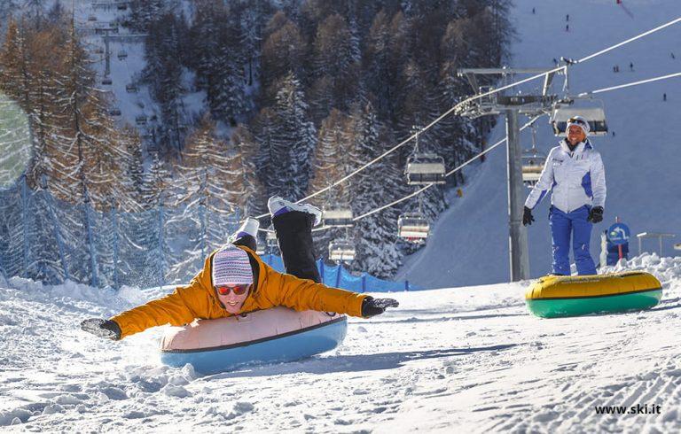 Ośrodek narciarski Folgarida Marilleva
