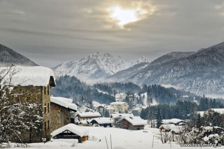 Ośrodek narciarski Forni di Sopra