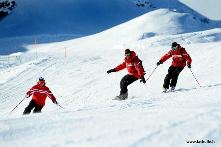 Ośrodek narciarski La Thuile – Espace San Bernardo – La Rosiere