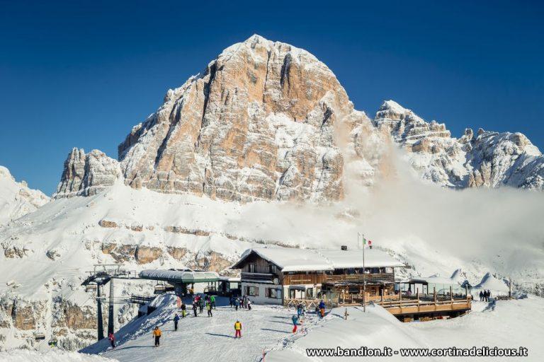 Obszar narciarski Lagazuoi – 5 Torri – Passo Falzarego