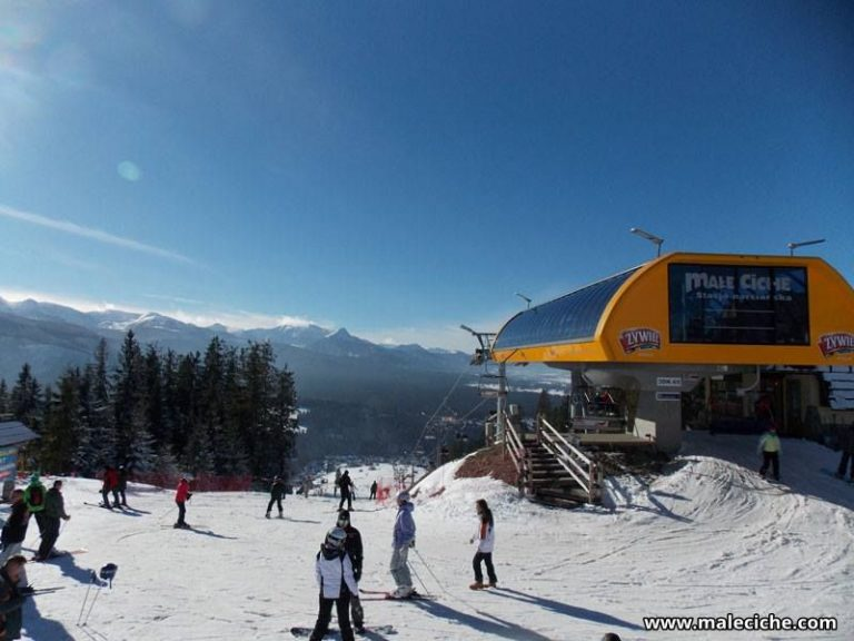 Stacja narciarska Małe Ciche