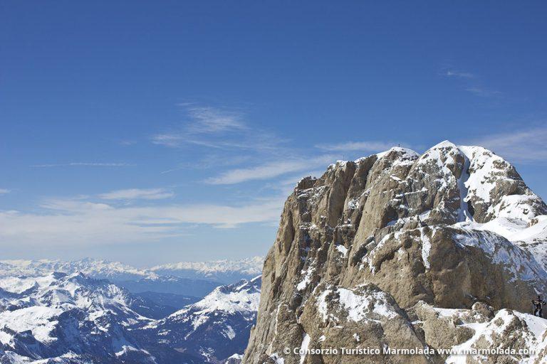 Ośrodek narciarski Marmolada Gletscher