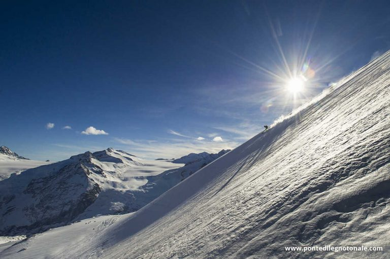 Ośrodki narciarskie Pontedilegno-Tonale