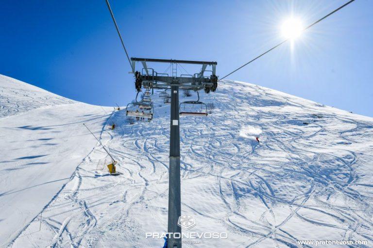 Ośrodek narciarski Prato Nevoso – Mondolè Ski