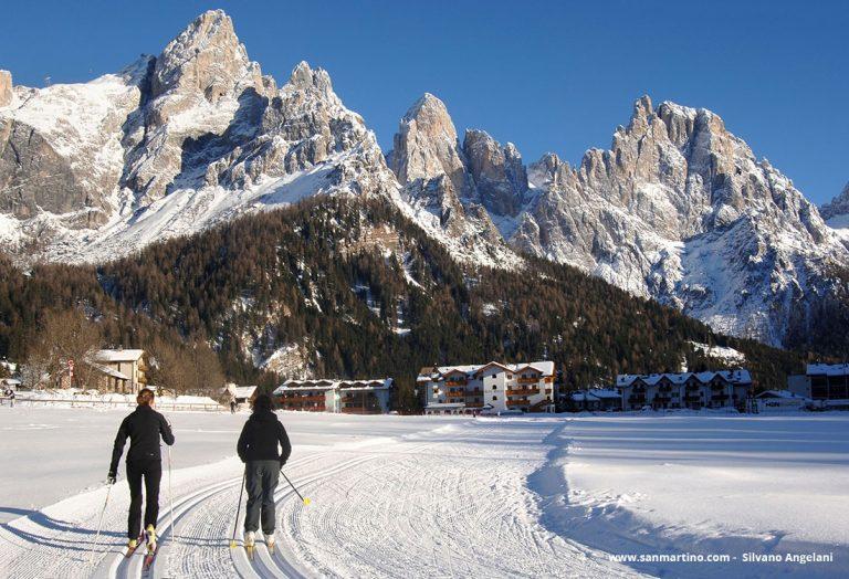 Ośrodek narciarski San Martino di Castarozza – Passo Rolle