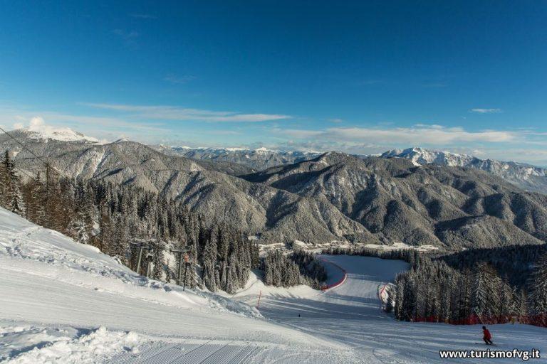 Ośrodek narciarski Tarvisio