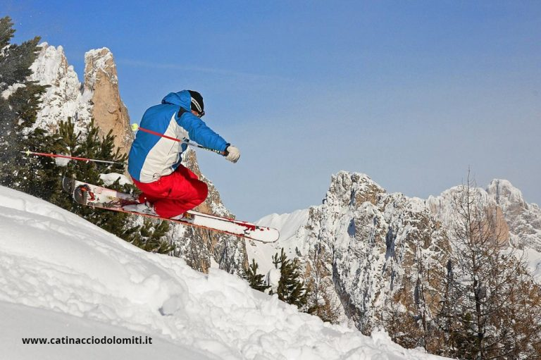 Ośrodek narciarski Vigo di Fassa – Catinaccio – Val di Fassa