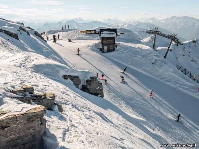 Ośrodek narciarski Zoncolan