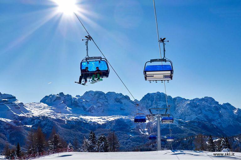 Ośrodek narciarski Pinzolo - Madonna di Campiglio