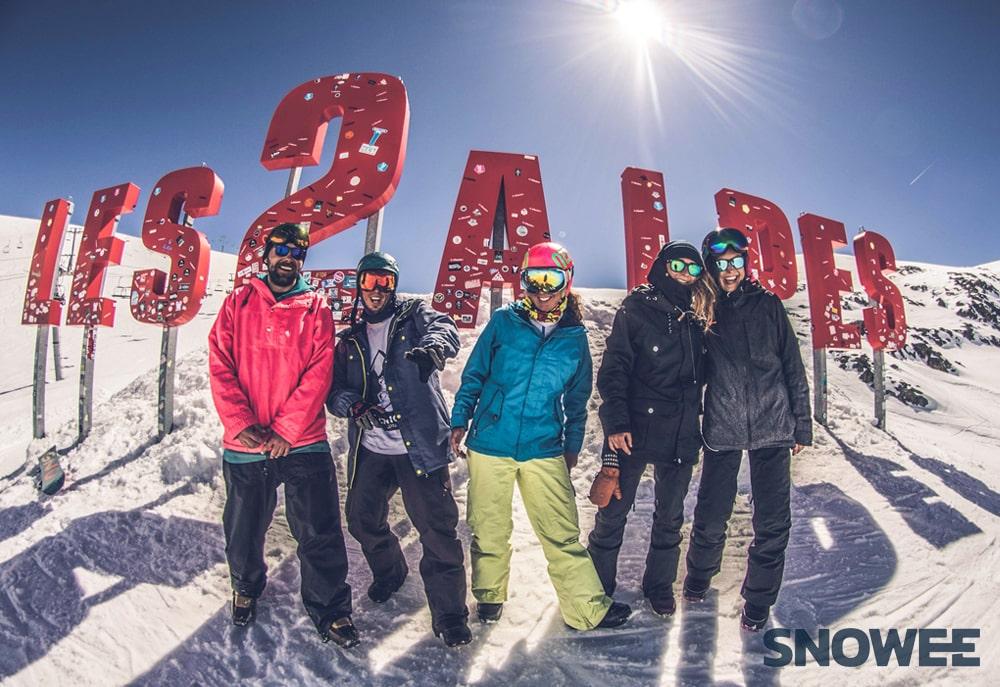 Snowee wyjazdy do Les Deux Alpes
