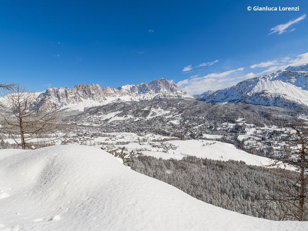 Cortina świętuje tygodniowe odliczanie do Mistrzostw Świata w narciarstwie
