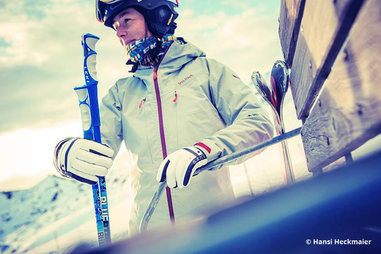Sprzęt narciarski Leki
