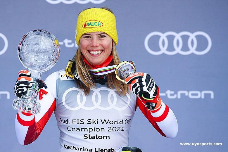 UYN świętuje zwycięstwa w alpejskim Pucharze Świata