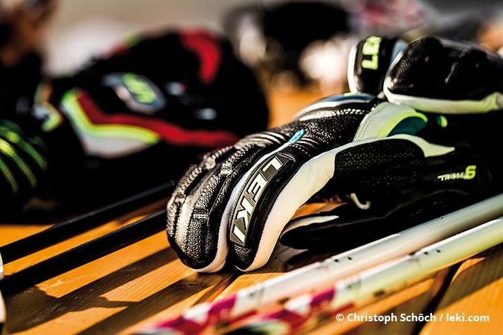 Rękawice narciarskie LEKI