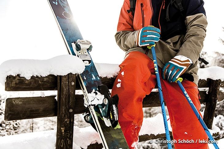 Kije narciarskie LEKI