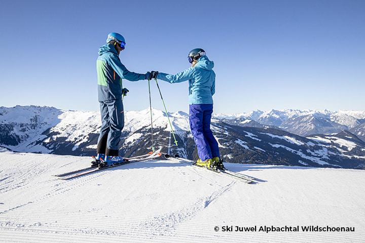 Stacja Ski Juwel Alpbachtal Wildschönau