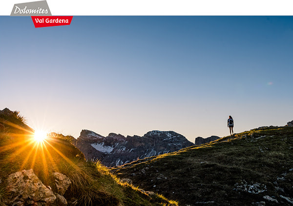 Lato 2021 w Dolomitach Val Gardena