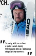 Aksel Lund Svindal współtworzy z HEAD zupełnie nową linię racing wyposażoną w technologię EMC